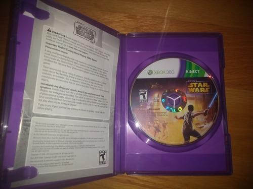 star wars kinect para xbox 360