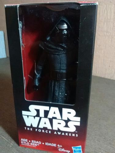 star wars kylo ren 15 cm con caja