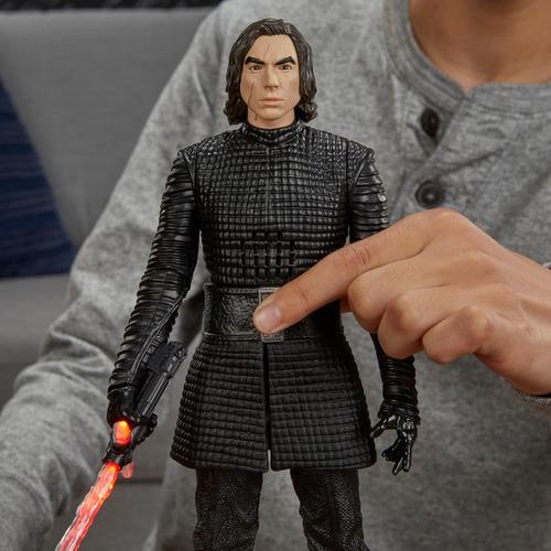 star wars kylo ren figura electronica interactech (2513)