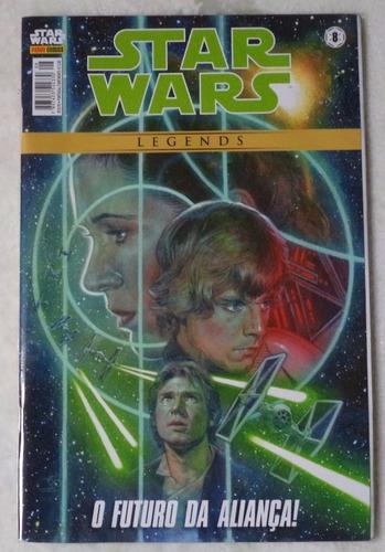 star wars legends nº 8