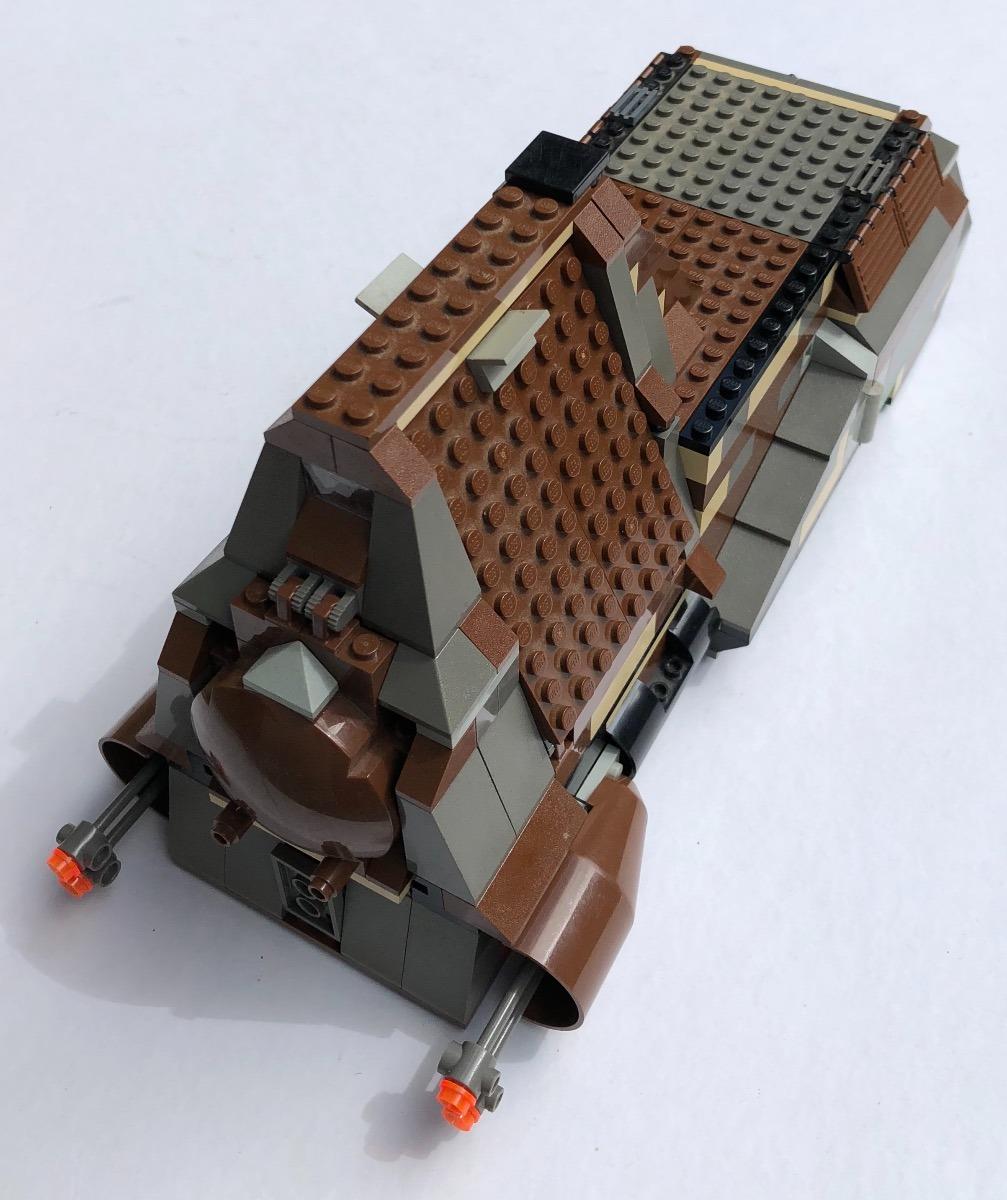 Star Wars Lego #7184 Trade Federation Mtt 2 - $ 3,000 00