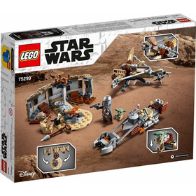 Star Wars Lego 75299 Mandalorian Trouble On Tatooine  Stock