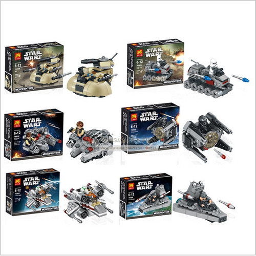 star wars lego alterno armable halcon microfighters serie 1