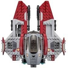star wars lego alterno jedi fighter halcon milenario galaxia