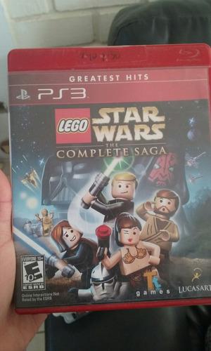 star wars lego ps3 usado
