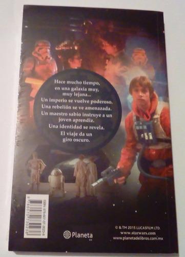 star wars libro el imperio contraataca