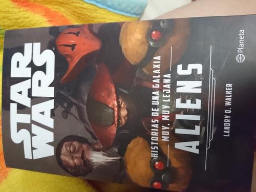 star wars libro skywalker aliens aftermath