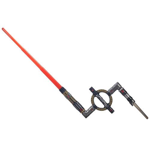 star wars lightsaber giratorio