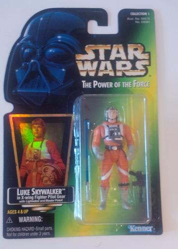 star wars luke skywalker - xwing pilot - power of the force