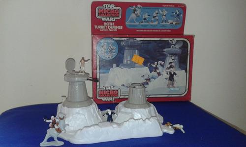 star wars - micro collection 1982  - guerra de las galaxias