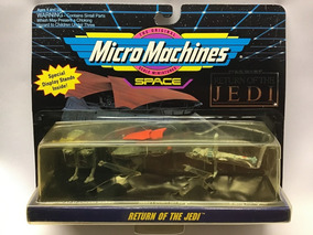 Micro Machines Star Wars Imperial Gunners V1