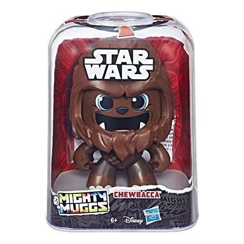star wars mighty muggs chewbacca # 2