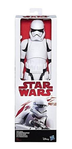 star wars muñeco trooper imperial de patrulla 30 cm hasbro