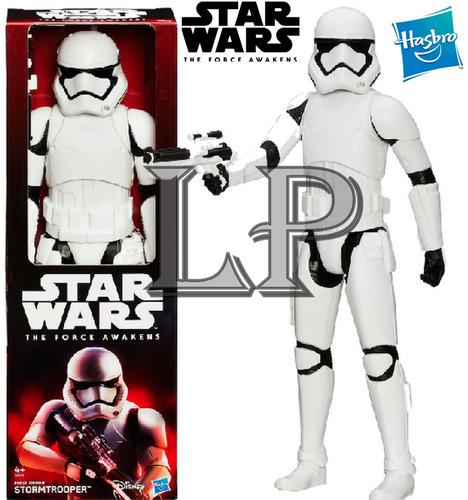 star wars muñecos gigantes hasbro finn vader r2-d troop bb-8