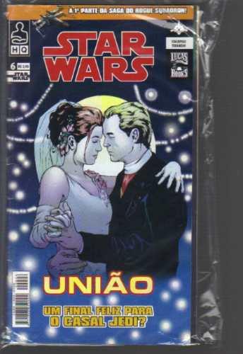 star wars n 6 hq lucas books