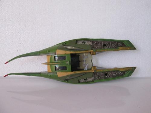 star wars nave 3 3/4 =1/18 refacción o costum pregunta