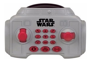 star wars nave at-at u-command de controle remoto - thinkway