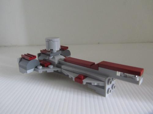 star wars nave rebelde lego guerra galaxias episodio 7 wyc