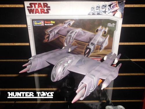 star wars, nave starfighter magnaguard, kit, tel. 35846340