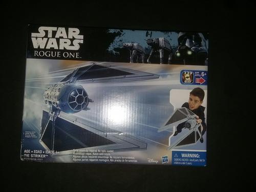star wars nave tie striker (hasbro)