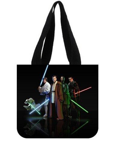star wars personalizada la bolsa de asas bolso de compras r