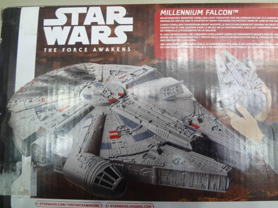 Wars Hasbro Original Milenariooferta Pieza Star Halcon sthQrdC