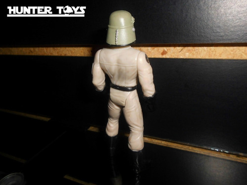 star wars, piloto at st, figura, kenner, tel. 35846340