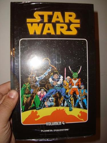 star wars planeta d agostini tomo 4  en caballito