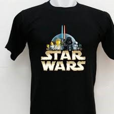 star wars polo personalizado