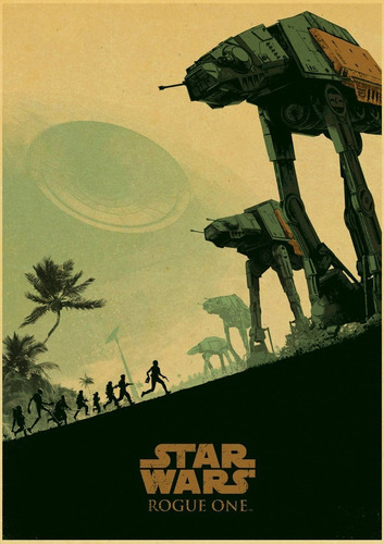 star wars poster rogue one