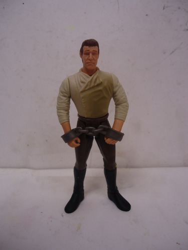 star wars power of the force han-solo figura