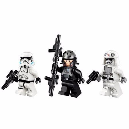star wars rebel bel at-dp t-16 sky clone trooper tuske