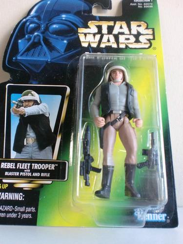 star wars - rebel fleet trooper - the power of the force