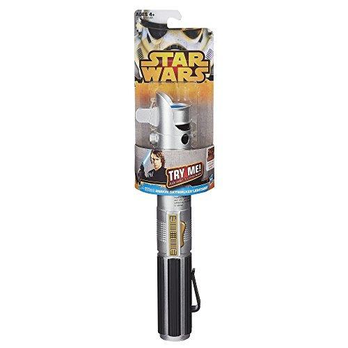 star wars rebeldes anakin skywalker sable de luz de juguete
