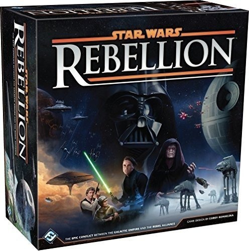 star wars: rebelión