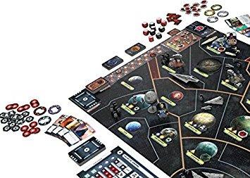 Star Wars Rebellion Juego De Mesa 175 699 En Mercado Libre