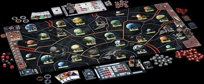 Star Wars Rebellion Juego De Mesa En Espanol 4 420 00 En