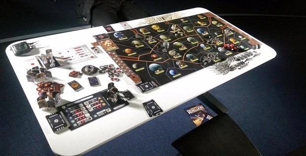 Star Wars Rebellion Juego De Mesa En Espanol 12 924 20 En