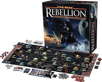 Star Wars Rebellion Juego De Mesa Espanol 11 152 61 En