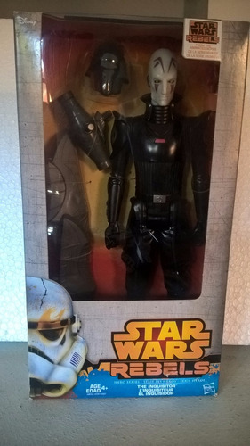 star wars rebels hero series the inquisitor hasbro - 30 cm