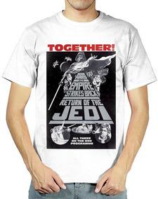 1783b9799 Star Wars Return Of The Jedi Retro Playera Camiseta Toxic