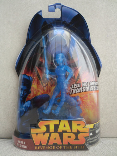star wars revenge of the sith - aayla segura  ( hasbro )