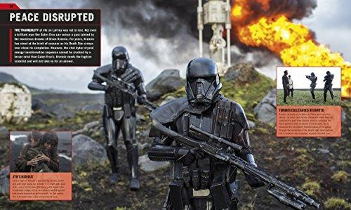 star wars rogue one la mejor guía visual