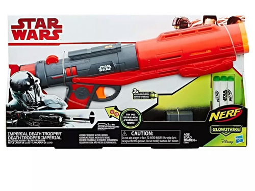 star wars rogue one nerf  rifle laser de lujo