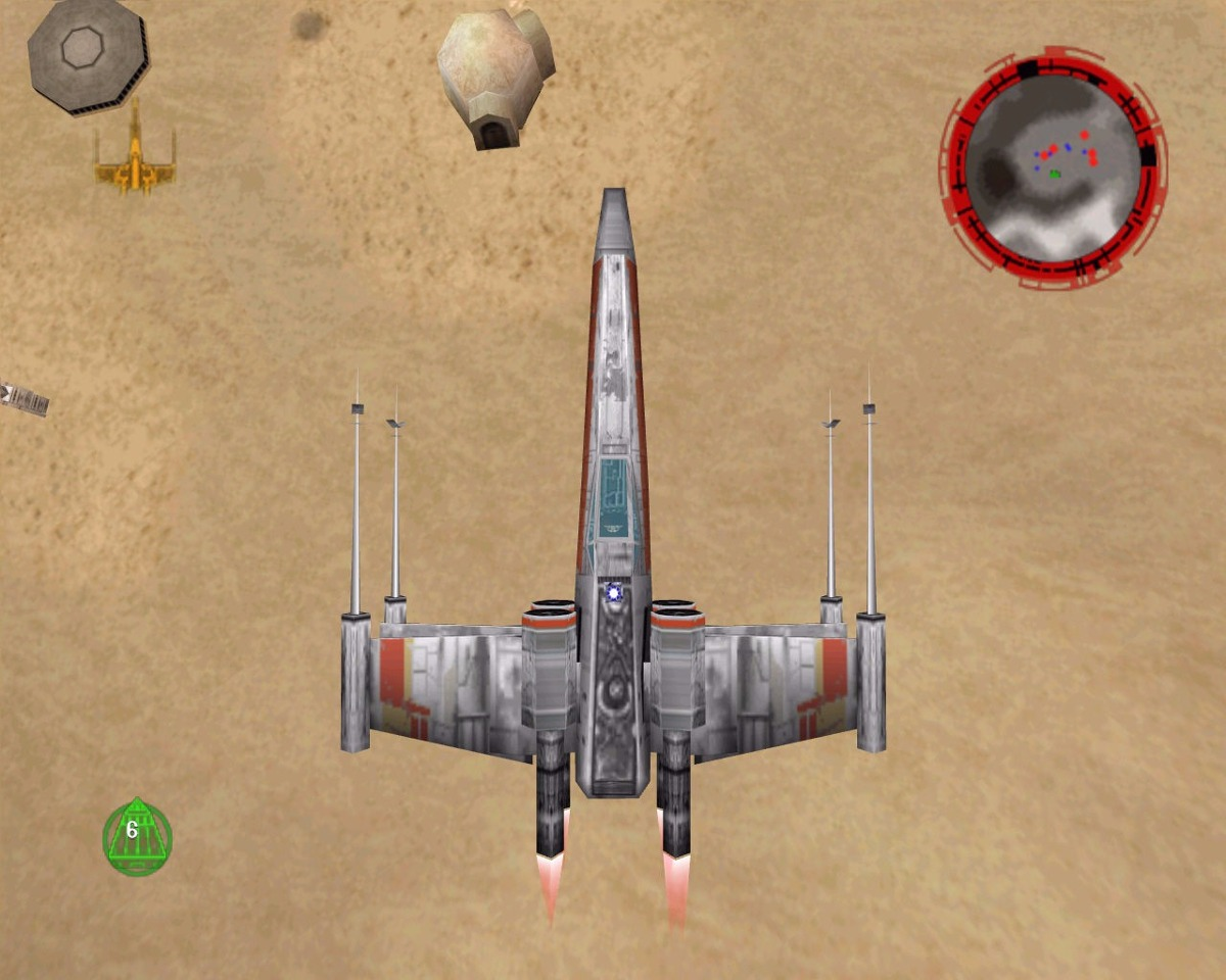 Star Wars Rogue Squadron 3d - Pc - Envio Digital