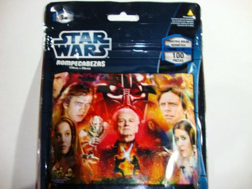 star wars - rompecabezas de 100 piezas
