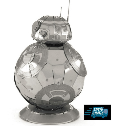 star wars rompecabezas modelismo piezas colección metal 3d