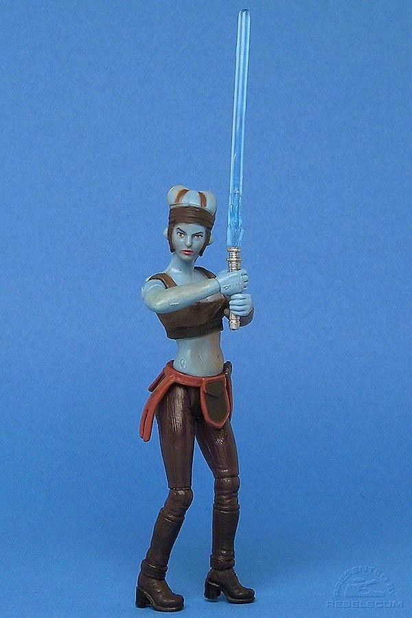 Star Wars Rots Aayla Secura Jedi Knight Loose - Brinquetoys