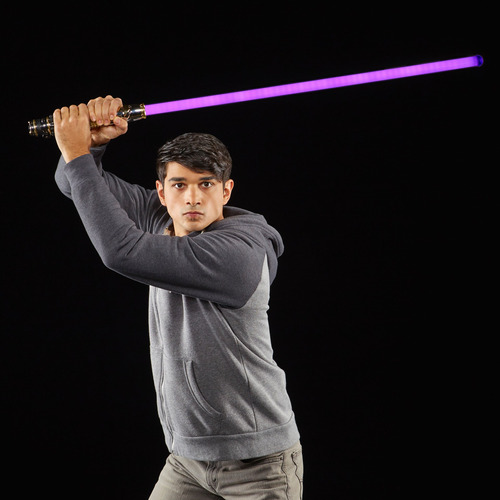 star wars sable de luz force fx de mace windu