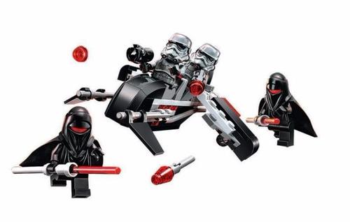 star wars shadow troopers deslizador halcón jedi lego altern